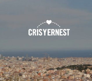 Cris + Ernest .:. Me desordenas lavida
