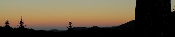 sunset-montseny